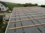 Střecha na novostavbě RD v Brandýsku
