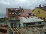 Rekonstrukce střechy v Brandýsku